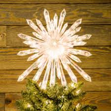 Lowes Lighted Christmas Decorations by Shop Christmas Ornaments U0026 Tree Toppers At Lowes Com