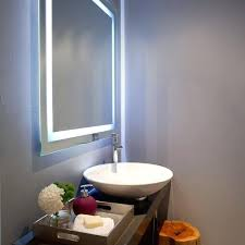 Lighted Vanity Mirrors For Bathroom Lighted Mirrors Bathroom Led Lighted Mirrors Advantages Benefits