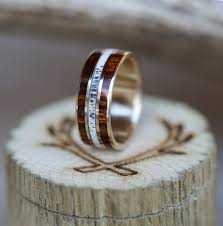 diamond wood rings images Wood engagement rings with diamond ic rings jpg