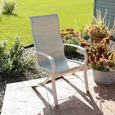 Replacing Fabric On Patio Chairs How To Replace Fabric On A Patio Sling Chair Sailrite