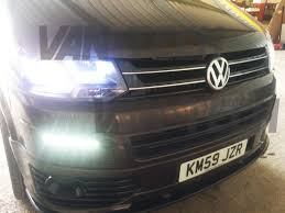 sold volkswagen transporter t5 1 barn door 2009 1 9tdi chocolate