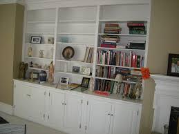 decorations simple bookshelf ideas homemade brown wooden design