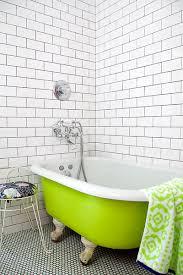Diy Tile Bathtub Diy My Thrifty Bathroom Makeover Life Unstyled