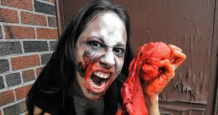 Soccer Zombie Halloween Costume Thanksgiving Zombie Walk Ny Daily