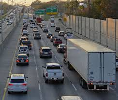 glut of turkey day traffic thanksgiving travel hitting highest