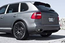 porsche cayenne black wheels porsche cayenne rims wheels tires parts ebay