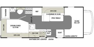 Coachmen Class C Motorhome Floor Plans Full Specs For 2017 Coachmen Freelander 20cb Micro Rvs Rvusa Com