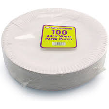 paper plates white paper plates 100pc 10