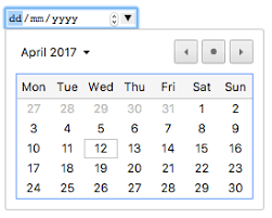 Which Date Is Input Type Date Html Mdn
