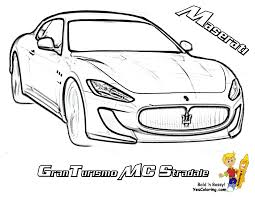 maserati logo drawing striking supercar coloring free super cars coloring