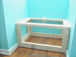 how to make a storage bench seat entryway furniture ideas