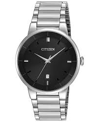 mens stainless steel bracelet watches images Citizen men 39 s stainless steel bracelet watch 40mm bi5010 59e tif