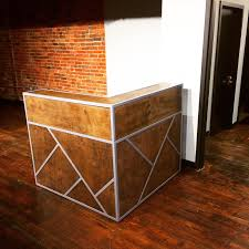 Second Hand Reception Desk by Receptionist Desk For Sale Cheap Best Home Furniture Decoration