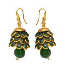 stylish earrings stylish earrings earrings g s jewellers new
