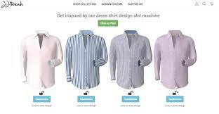 custom dress shirts online t shirts design concept