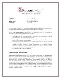 Senior Accounting Professional Resume Senior Auditor Resume Sample Resume For Your Job Application