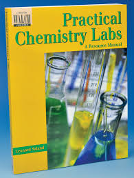practical chemistry labs a resource manual