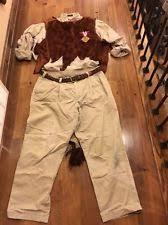 Cowardly Lion Costume Wizard Of Oz Lion Costume Ebay