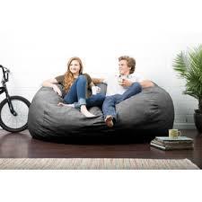 foam bean bag chairs you u0027ll love wayfair