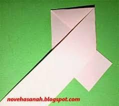 cara membuat bunga dari lipatan kertas kerajinan tangan bunga dari kertas yang mudah