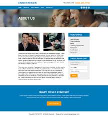 effective website template to create your online presence