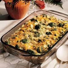 broccoli casserole recipe taste of home