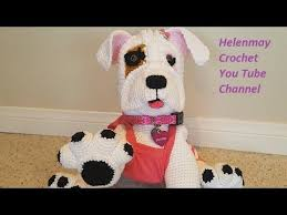 boxer dog youtube 56 best amigurumi dogs images on pinterest crochet videos video