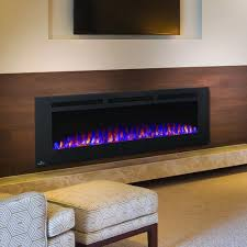 Wall Electric Fireplace Napoleon 60 Inch Electric Fireplace Allure Phantom Linear Wall