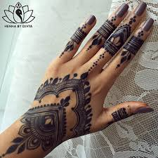 the 25 best black henna ideas on pinterest henna hand tattoos