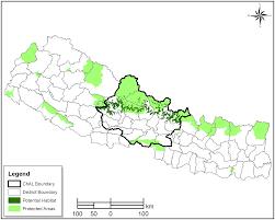 Pandas Map Großstudie Zu Roten Pandas In Nepal Veröffentlicht Red Pandazine