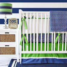 Navy Blue Chevron Crib Bedding by Crib Skirt Polka Dot Baby Crib Design Inspiration