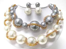 pearls necklace tiffany images Tiffany pearl necklace vonnmari jewels accessories jpg