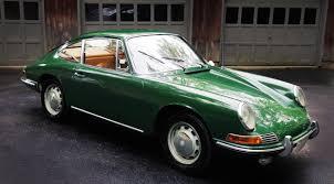 porsche irish green barn find porsche 912 restoration ammo auto care inc