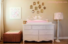 Changing Table For Babies Nursery Ideas For Above Changing Table Baby Room Ideas