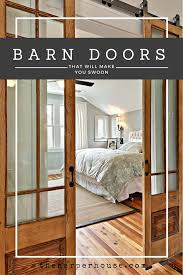 Barn Door Frame 10 awesome sliding barn doors barn doors barn and internet