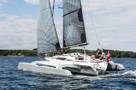 dragonfly trimarans victron equipped by coromatic a s victron