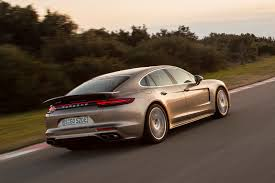 porsche electric hybrid 2017 porsche panamera turbo s e hybrid revealed autocar