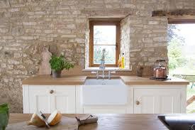 The Stone Barn Historic Stone Barn Now A Country Farmhouse Kitchen