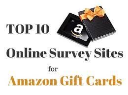 survey for gift card the 10 best online surveys for gift cards surveysatrap