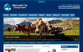 drupal themes jackson 40 elegant and modern free drupal 7 themes premium html templates