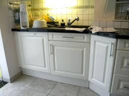 changer portes cuisine bleu cuisine plan avec poignace porte cuisine impressionnant