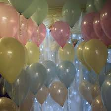 Pastel Colours Pastel Balloons The Party Balloon Company