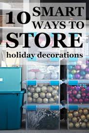 Christmas Decoration Storage Hacks by 10 Tricks For Storing Your Entire Christmas Ornament Collection