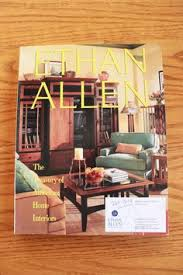 ethan allen home interiors vintage ethan allen treasury catalog home interiors 1982