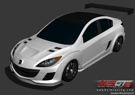 new mazda van world super gt 2 u2013 new mazda 3 20b rear previews