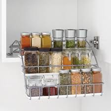 Rubbermaid Spice Rack Pull Down 182 Best Storage Solutions Images On Pinterest Boxing Kitchen