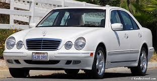mercedes 2002 e320 e430