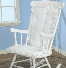 Childrens Rocking Chair Cushions Amazon Com Baby Doll Bedding Carnation Eyelet Rocking