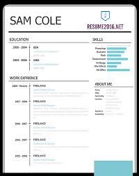 Unique Resumes Templates Top Resume Template Jospar