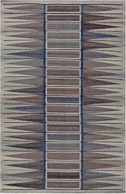 Modern Flat Weave Rugs Swedish Flat Weave Rug By Ingrid Desau Bb5681 By Doris Leslie Blau